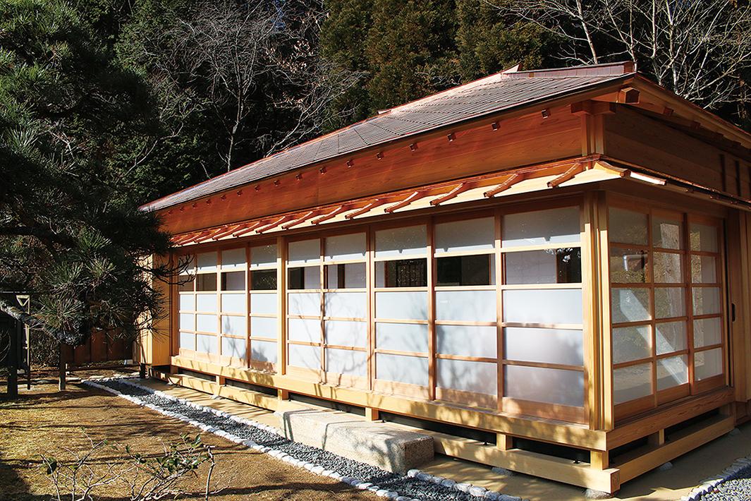 日鉱記念館 「旧久原本部」「塵外堂」改修工事が完了
