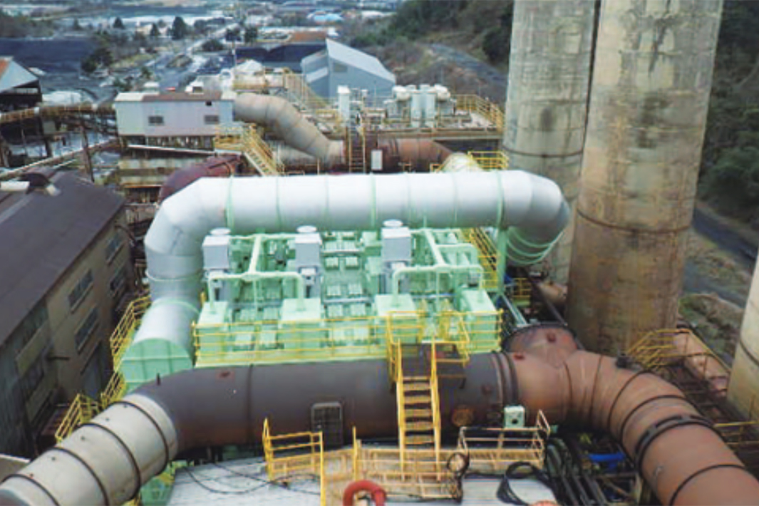 日本冶金、電気集塵設備を一部更新