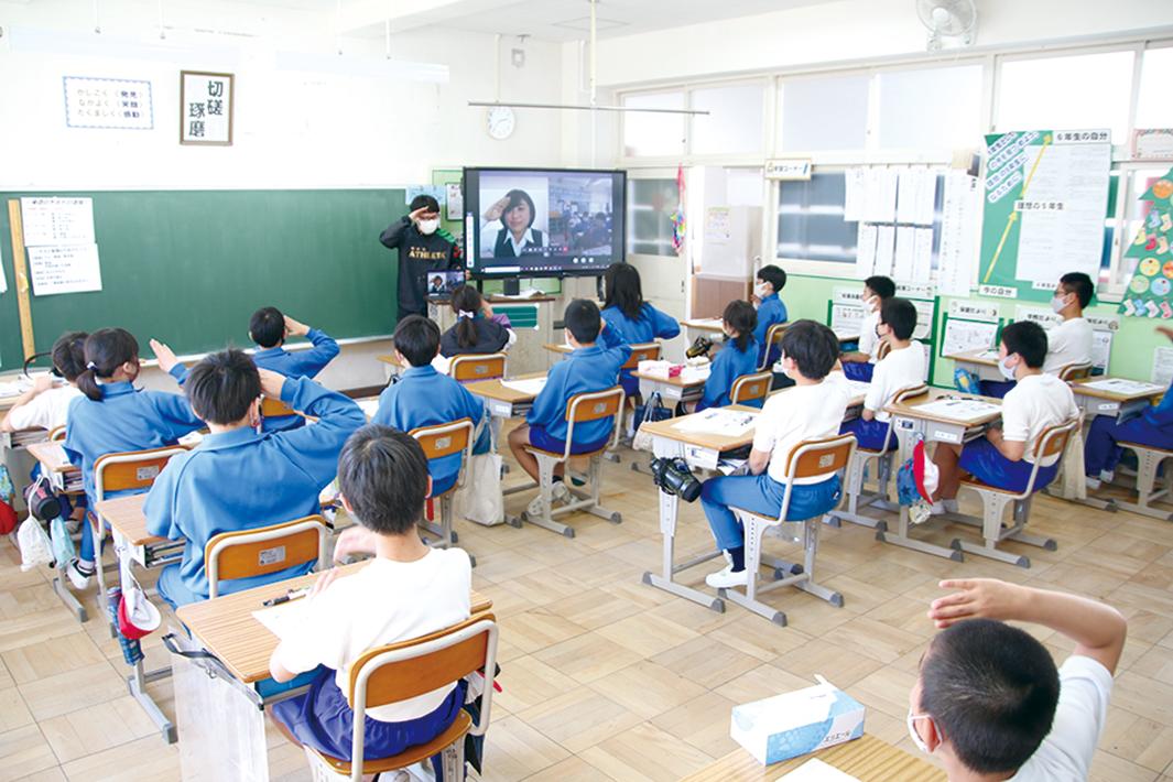 日本製鉄 鹿島で小学生向けオンライン学習会