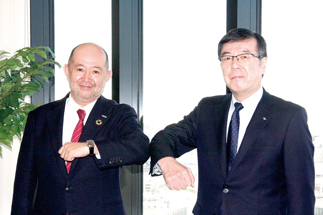 神戸製鋼・三浦工業、汎用圧縮機で資本業務提携 KCC、売上規模5割増600億円へ