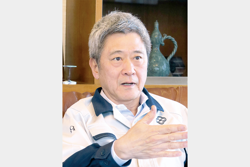 「鉄鋼新経営 2030年に向けて」大和工業社長 小林幹生氏 コロナ禍、EC化が奏効 タイ・ベトナムで相互補完