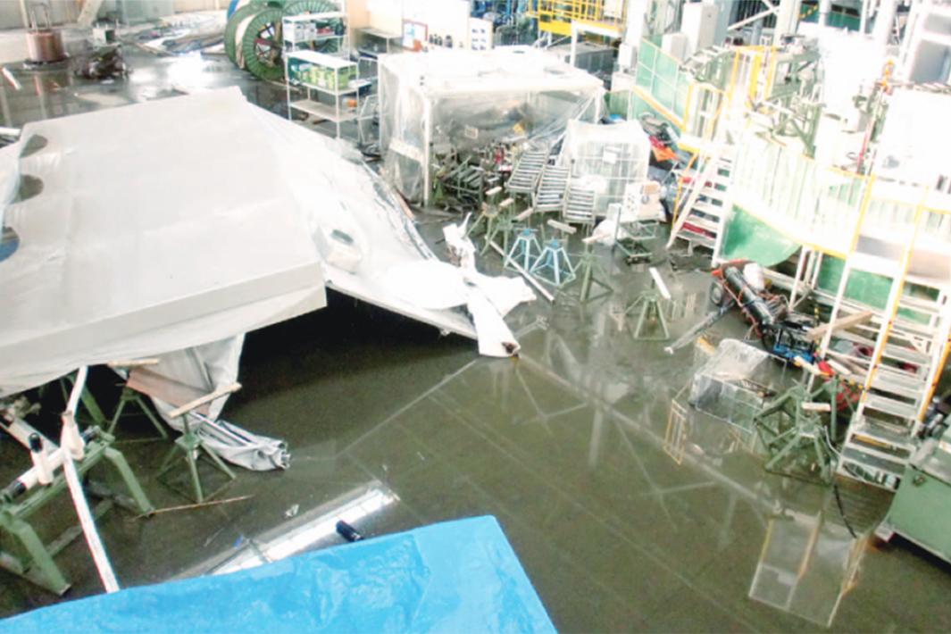 東日本大震災から10年ー立ち上がる被災地ー非鉄編(2)ジェイ・パワーシステムズ 地場の協力で船積み タンガロイ 辛い思い乗り越えて成長