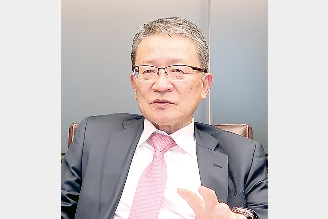 「財務・経営戦略を聞く 日本製鉄副社長 宮本勝弘氏」改革進め損益分岐点低下 原料価格上昇 影響は来年度に 粘り強く販価改善