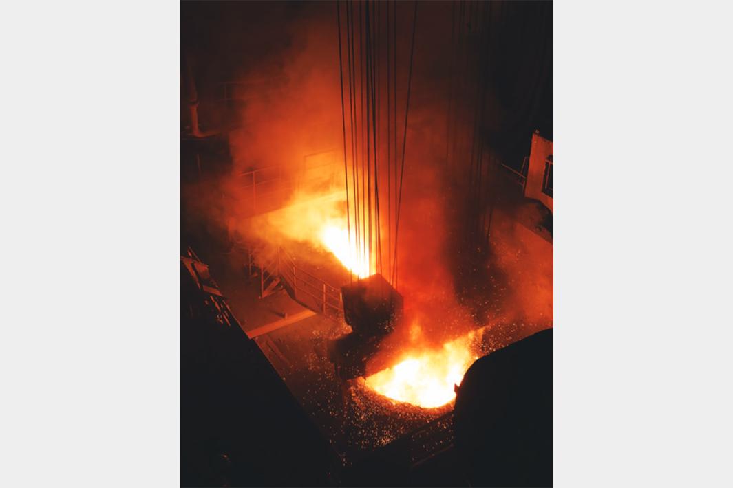 工場ルポ 千代田鋼鉄工業・綾瀬工場 新電炉でCO2排出削減 環境対策の強化加速 操業体制変え生産効率化