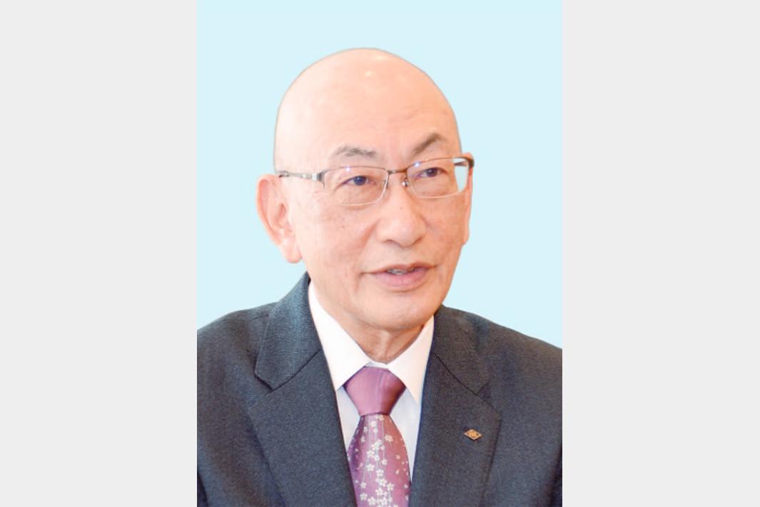 阪和興業の鉄鋼事業戦略 加藤恭道 代表取締役副社長 先行投資 リターン最大化 今中計、鉄鋼扱い1500万トン目標
