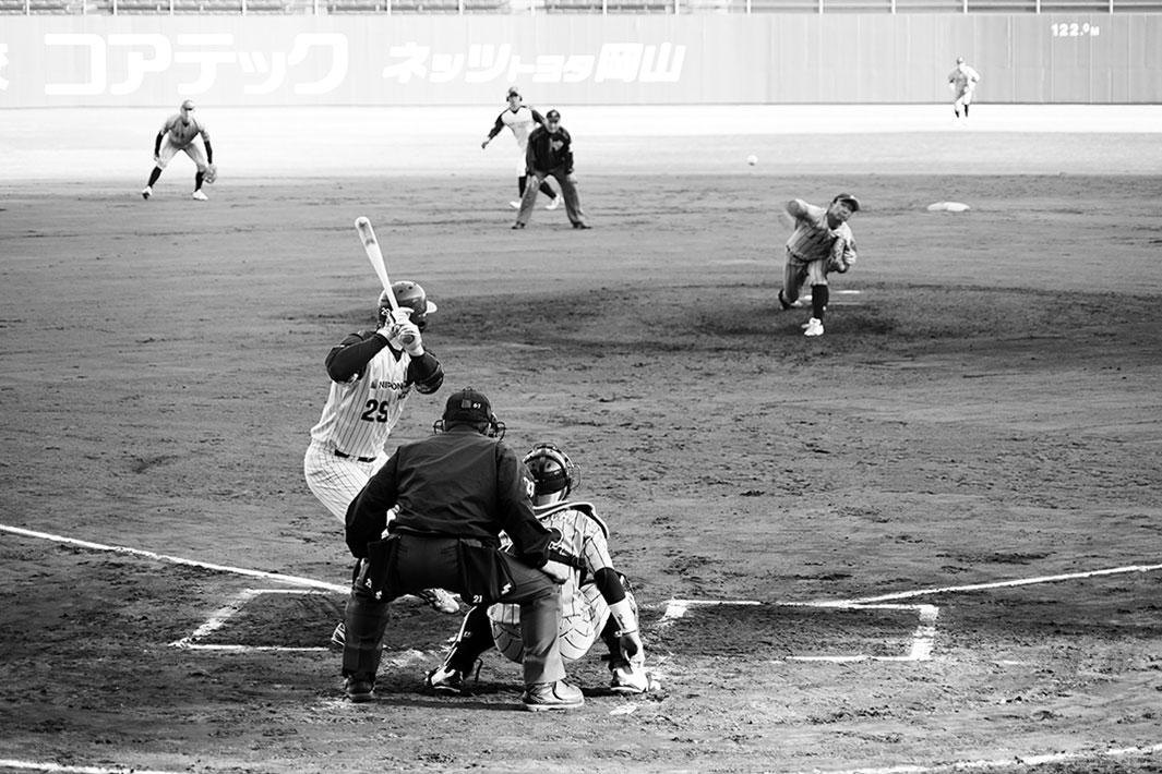 野球 「鉄鋼対決」日鉄かずさMが勝利 JABA岡山大会 JFE西1点及ばず