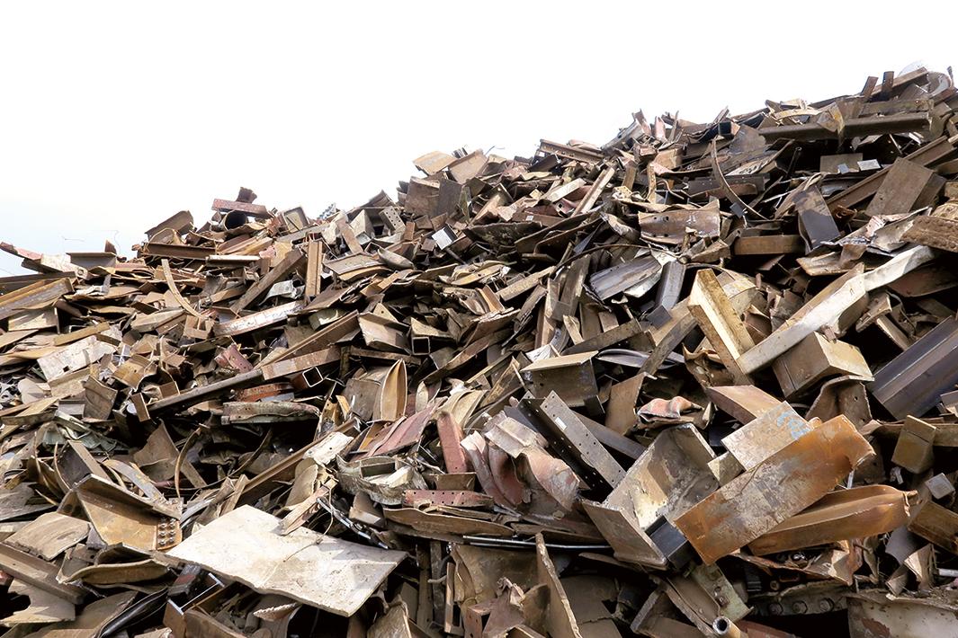 脱炭素社会へー切り開く未来ー(8) 鉄リサイクル 上級品争奪戦の号砲鳴る 市中回収品の最大限活用が不可欠