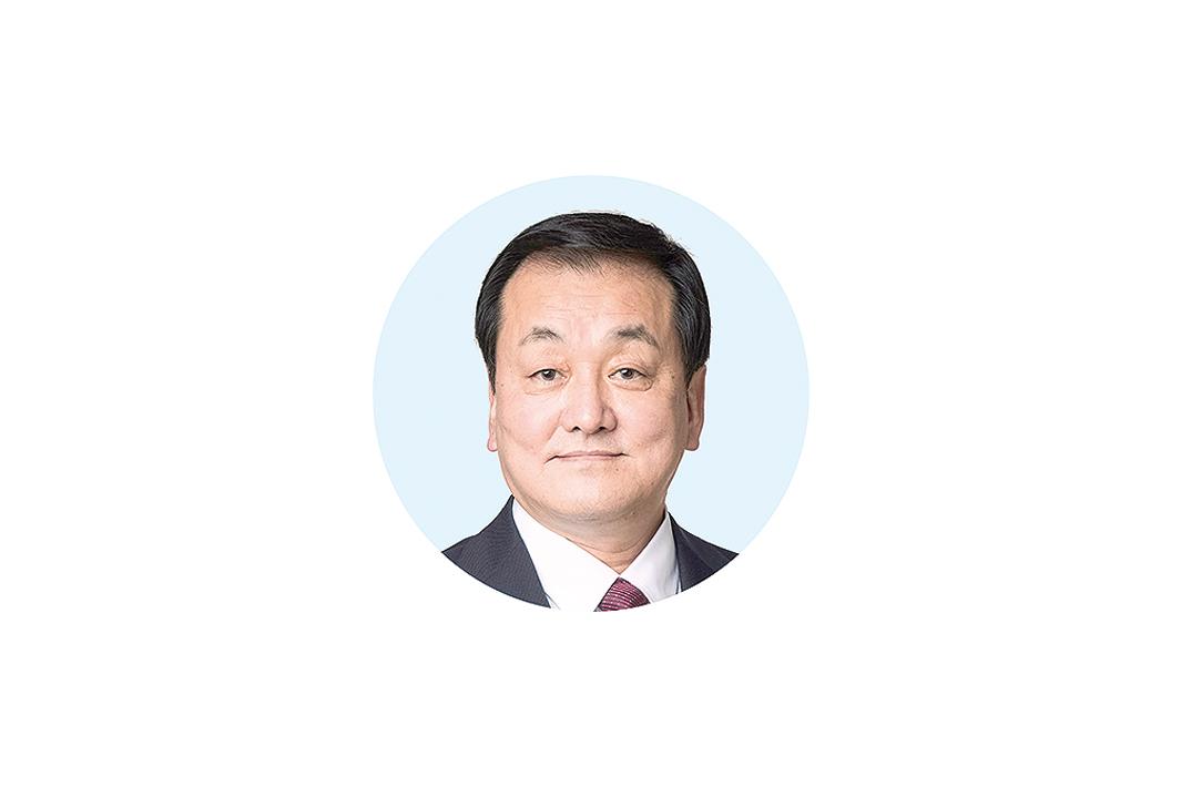 日本工営 社長に新屋氏