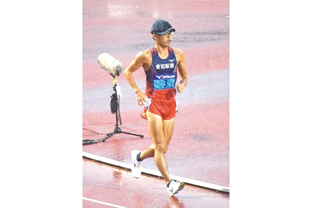 愛知製鋼 陸上競技部・山西選手Finalistアスリート賞受賞 2年連続
