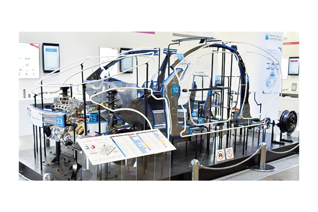 日本製鉄 次世代車向け提案追加 鋼製電池ボックス開発