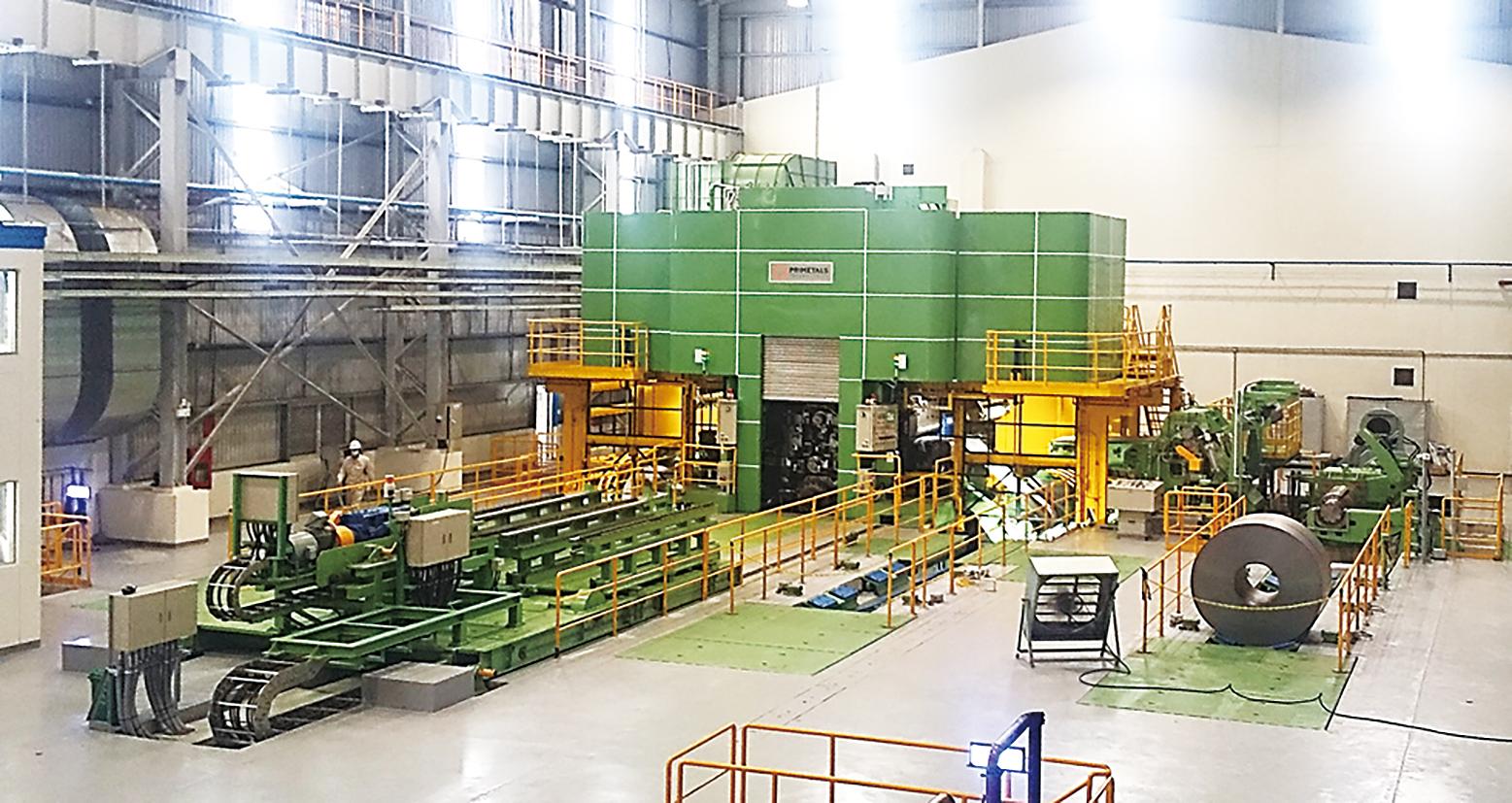 丸一鋼管、ベトナム拠点SUNSCO 冷延設備を増設