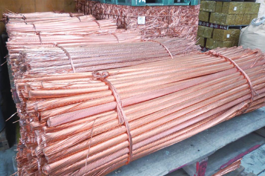 銅スクラップ需給 急速にタイト化