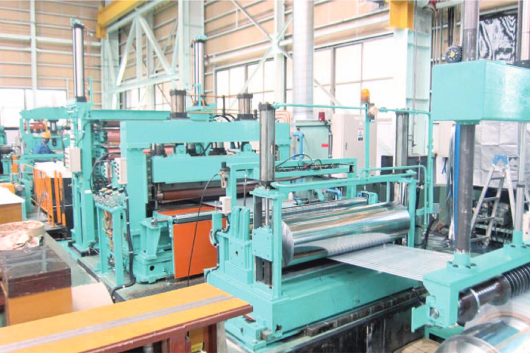 仁淀鉄鋼 東京工場 設備更新計画が完了 新2号スリッター稼働へ