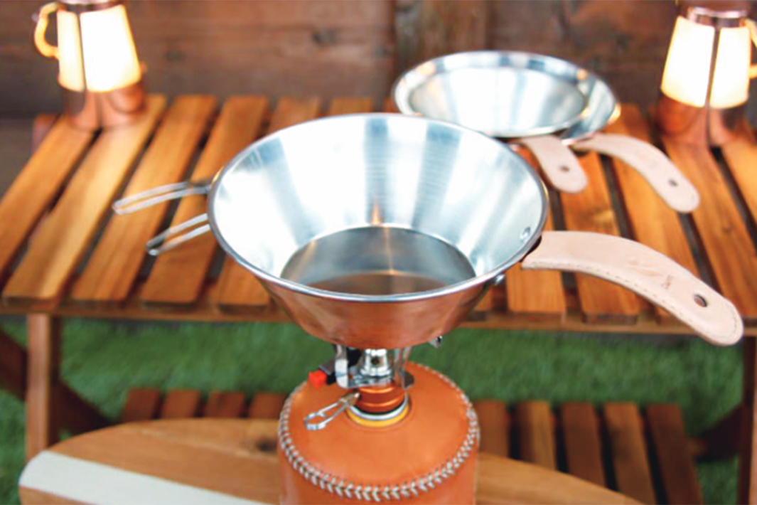 トーヨーメタル 銅製シエラカップ発売