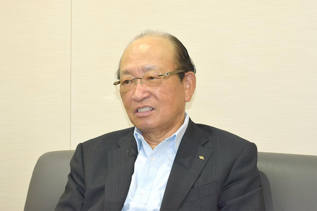 阪和興業の経営戦略 コロナ後を見据えて 古川弘成社長に聞く 戦略投資の成果本格化へ M&A対象先を開拓、電池も強化