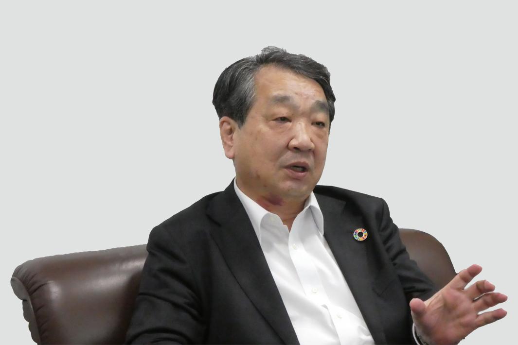 新社長に聞く 朝日工業 中村紀之氏 合鉄グループの価値向上