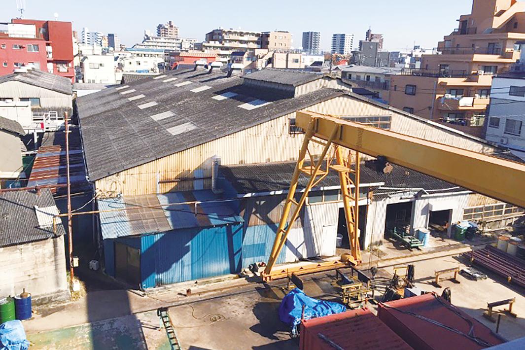 羽田パイプ製造所 年内で国内製造撤退 流通加工業に業態変更