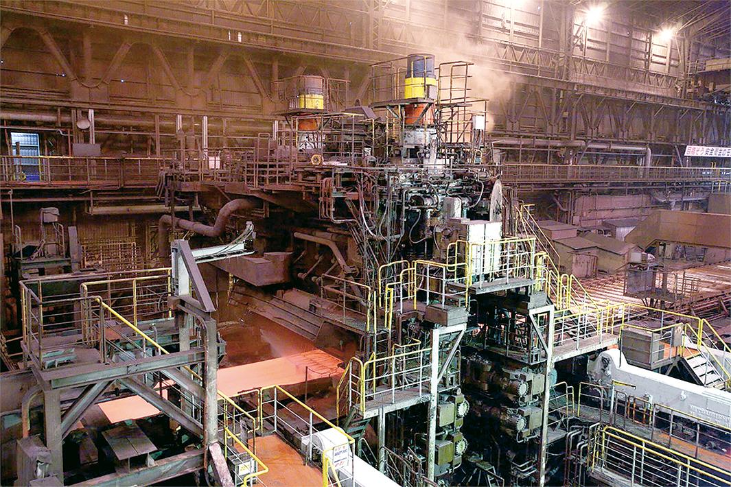 神戸製鋼 厚板仕上圧延機を更新 加古川