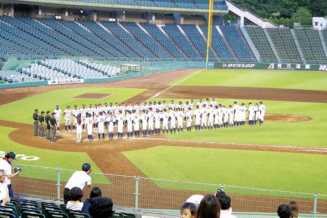 社会人野球日本選手権 日鉄広畑がJFE西に勝利