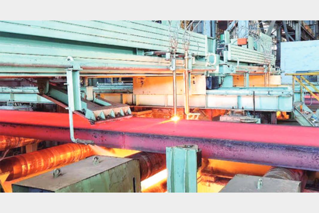 インドネシア・徳信鋼鉄 スラブ連続鋳造開始 阪和興業が10%出資