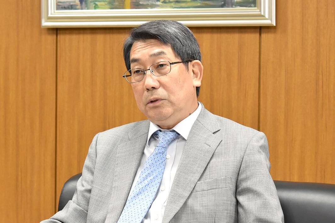 鉄鋼新経営 2030年に向けて 日本冶金工業 久保田尚志社長 高機能材で水素分野捕捉 ハイエンド商品開発を加速