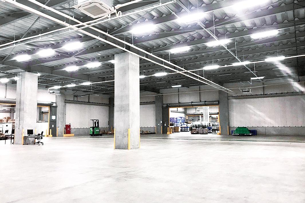 キャディ 関東センター増床 品質管理・物流機能を強化
