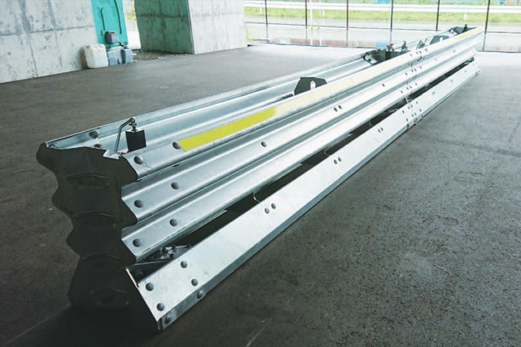 日建リース工業、高速道路メンテ作業者の命を守る新仮設資材レンタル開始