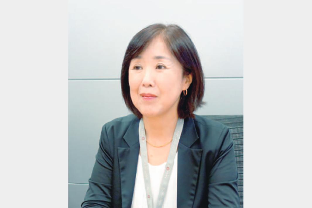 鉄鋼業界で働く/ベテラン女性営業職編 インタビュー(下)/さらなる社会の変化願う