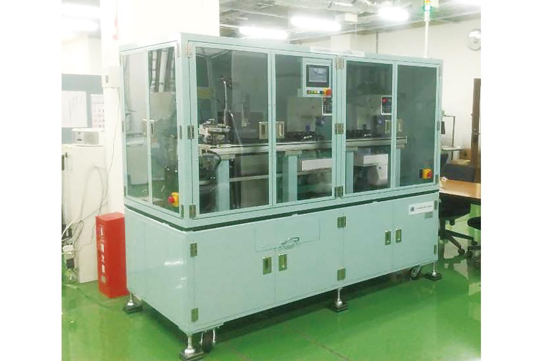 日本冶金工業 自動硬さ試験機導入