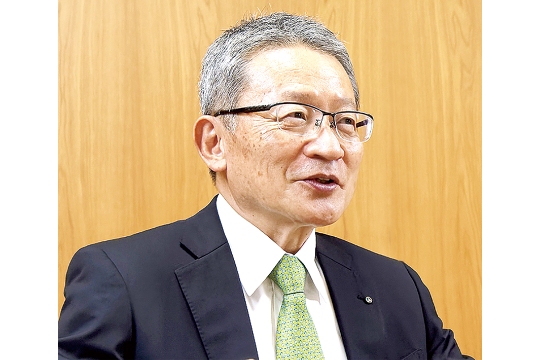 新社長に聞く/山陽特殊製鋼/宮本勝弘氏/コスト競争力さらに強化