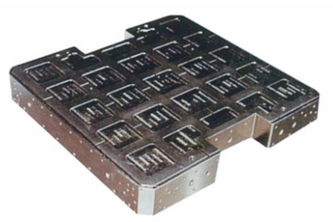 日本鋳造 低熱膨張合金「LEX」 の輸出開始 半導体装置向け