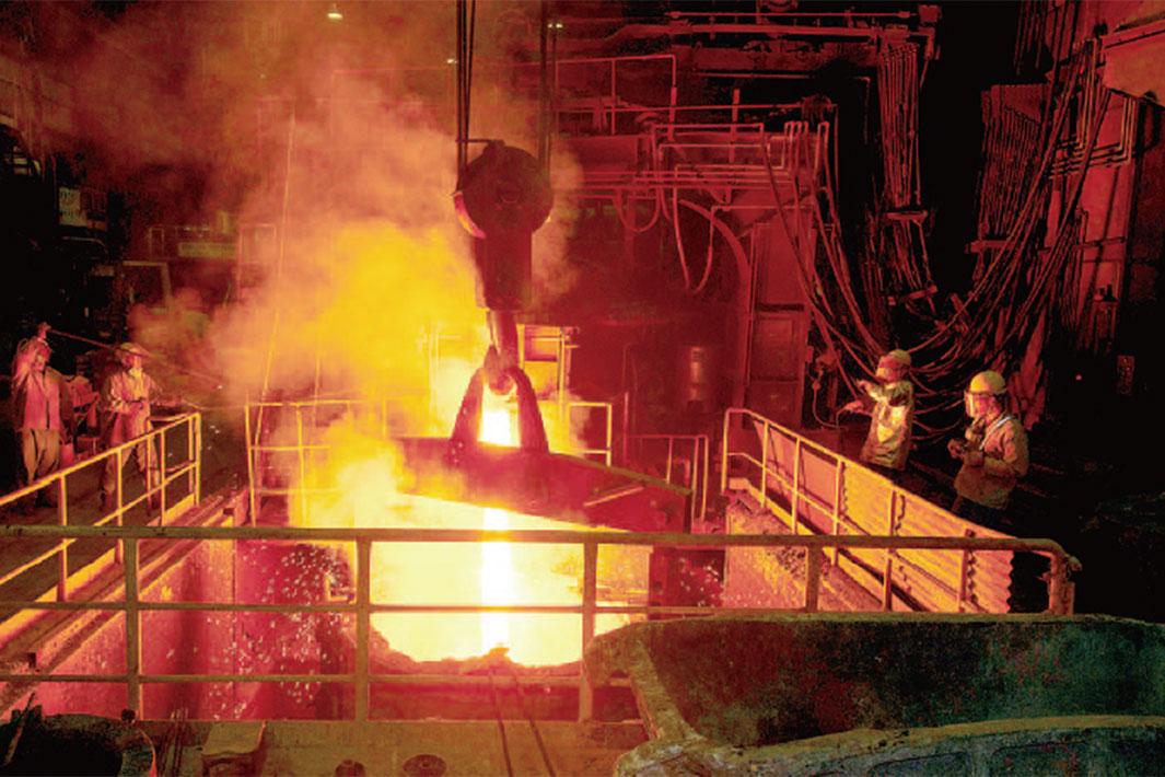 日本鋳造、川崎IoT化 押し湯切断ロボ導入へ
