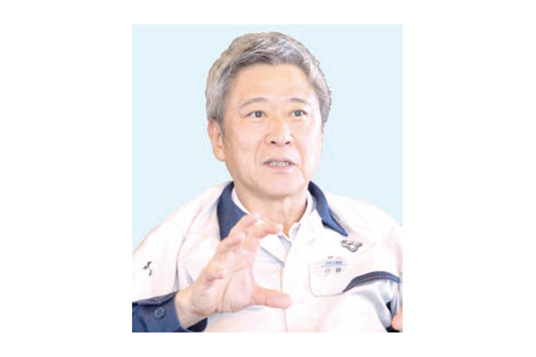 大和工業、環境対策を加速/小林幹生社長に聞く/ESG経営 要請に対応/東南ア3拠点で年300万トン構想