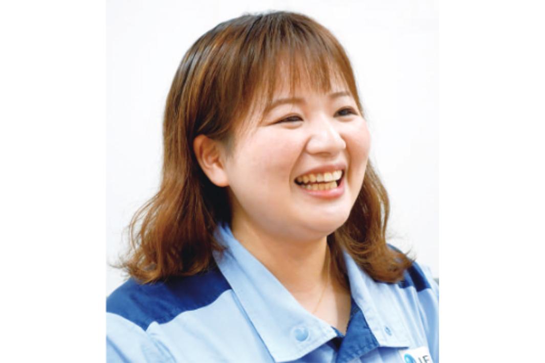 鉄鋼業界で働く/女性IT職編 インタビュー/「サポートのプロ」目指す